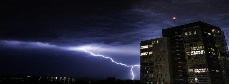 נזק למכשירי חשמל בחורף