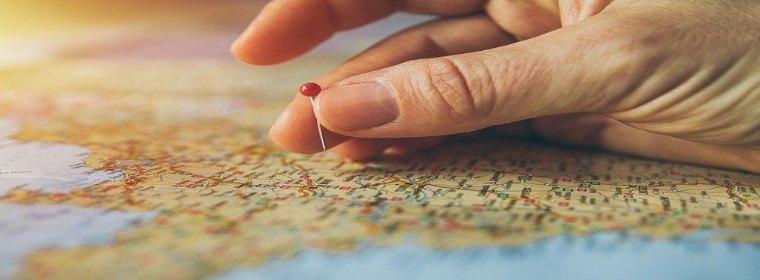 ביטוח נסיעות לפי יעדים בעולם