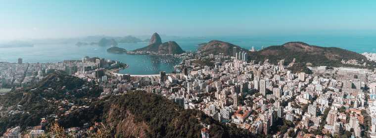 ביטוח נסיעות לברזיל