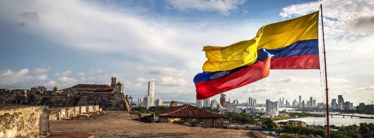 ביטוח נסיעות לקולומביה